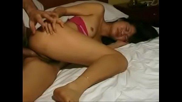 Amateur Latina Rough Anal