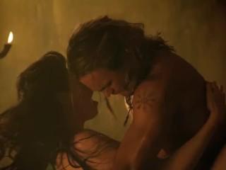 Sex scene spartacus
