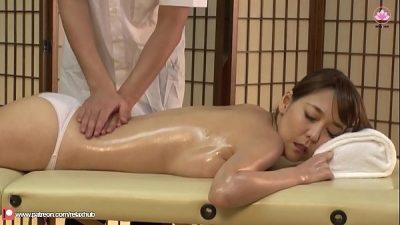 Japanese massage porn Japanese Massage